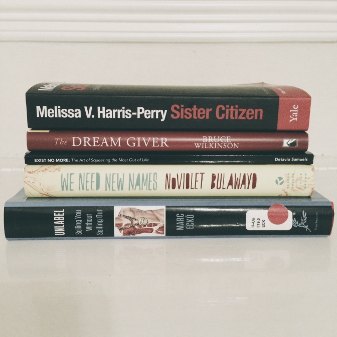 Andrea's Book List: Winter Reads